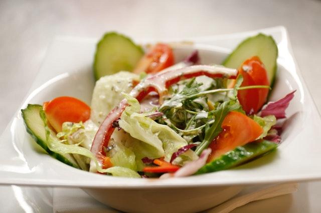 Salade pour maigrir du ventre